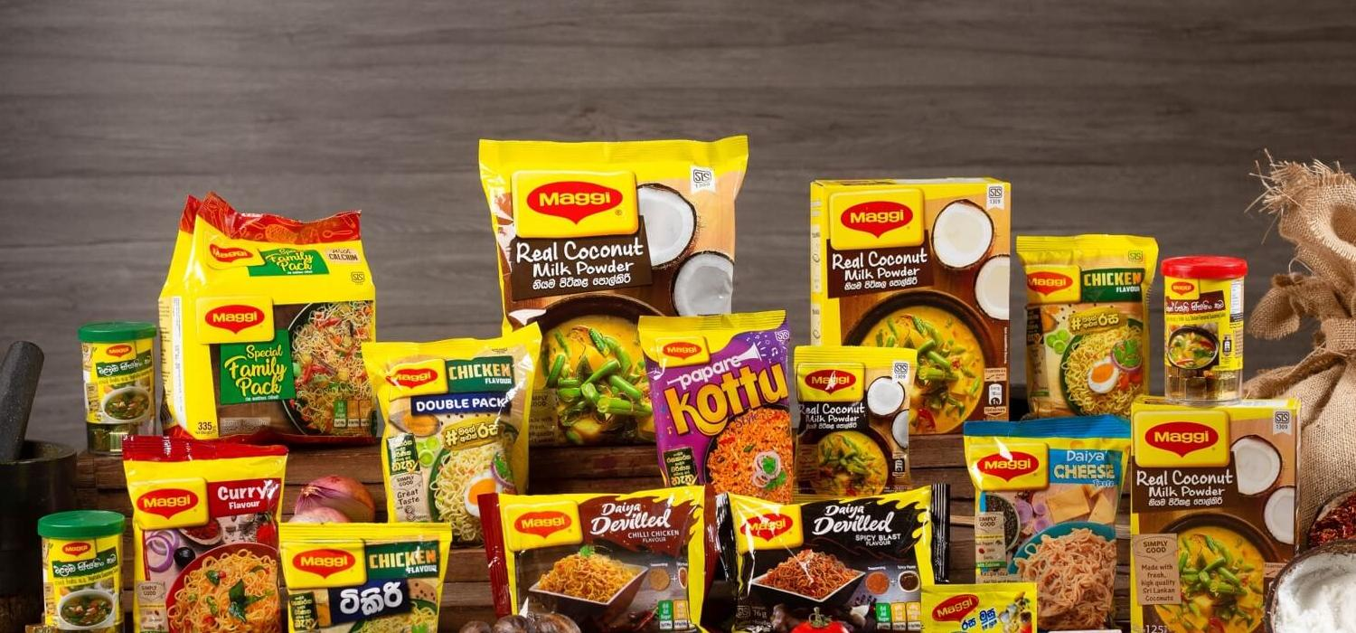 Maggi Products for Everyone