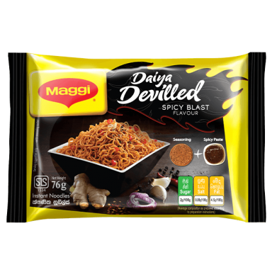 Maggi Devilled Spicy Blast Flavour